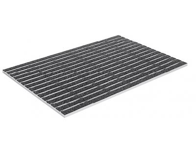 Rohožky pre čistenie obuvi pre vnútorné priestory. Možnosť použiť i do keramickej dlažby. 600x400x10