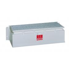 Nadstavovacie prvky a príslušenstvo pre svetlíky ACO Allround, hĺbka 40 cm - 1000 x 320 x 400