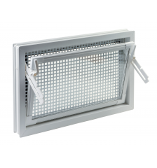 izolačné sklo - farba: biela 800x500